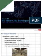 ABB MV Switch Gear Overview 2009c NXPowerLite