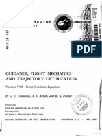 Nasa Cr Guidance Flight Mechanics and Trajectory Optimization Volume8