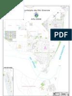 Mapa Ciudad de Rio Grande