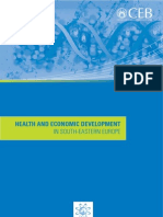 Health and Economic Development in South Eastern Europe