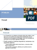 Firewall Con Iptables