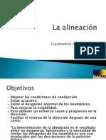La_alineación