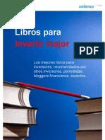 Libros Para Invertir Mejor