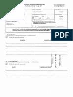 Jorge A Solis Financial Disclosure Report for 2007