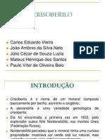 Crisoberilo (1)