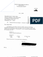 Stephanie K Seymour Financial Disclosure Report for 2007