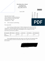 Diane P Wood Financial Disclosure Report for 2007