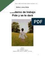 Cuaderno de Trabajo-pide y Se Te Dara