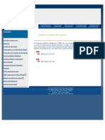 Programa Medico Obligatorio