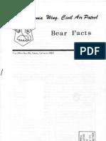 Bear Facts - Aug-Sep 1971