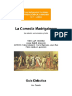 commedia madrigalesca