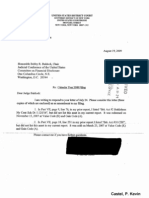 Kevin P Castel Financial Disclosure Report for 2008