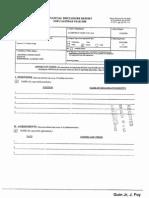 Foy J Guin Jr Financial Disclosure Report for 2008