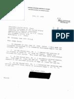 William L Standish Financial Disclosure Report for 2007