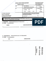 David L Russell Financial Disclosure Report for 2003