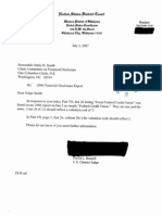 David L Russell Financial Disclosure Report for 2006