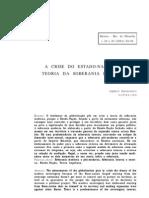 538-2028-1-PB a Crise Do Estado Nacao e a Teoria Da Soberania Hegel