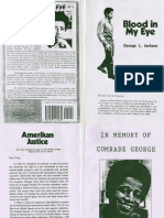 Blood in My Eye by George Jackson