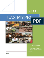 Informe Original de Mypes