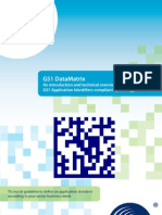 GS1 Data Matrix Introduction and Technical Overview