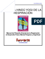 Ramacharaka- Respiracion