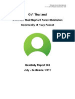 GVI Thai Elephants Q Report 113
