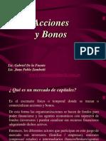 Adm. Financier A - Acciones y Bonos