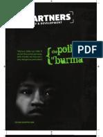 Politics of Burma 2008