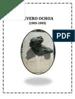 SEVERO OCHOA BIOGRAFIA