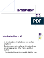 Interview Ppt