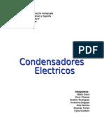 Condensadores o capacitadores