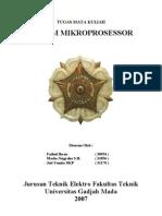 SISTEM MIKROPROSESSOR