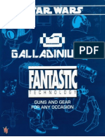 D6 - Galadinium's Fantastic Technology