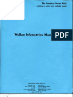 IPW Walker Information Manual
