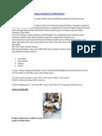 Metode Pembelajaran Bahasa Indonesia