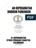 askep parkinson