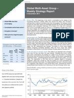 Global Strategy Weekly 111205