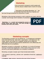 Fashoin Marketing