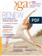 [BW] Yoga Journal (February 2010)