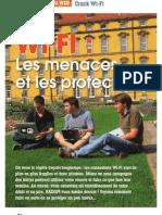Wifi menaces et protections