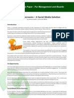 Whitepaper - About Online Newsrooms
