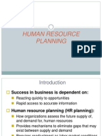 Hrm-human Resource Planning 3
