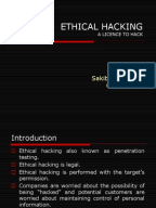 ethical hacking 2 essay