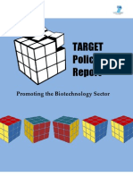 TARGET Policy Report