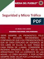 SEGURIDAD Y MICROTRAFICO