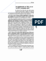 Los excesos de adjudicación en TPO y en el IRPF la STS 3 noviembre 2010