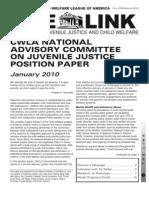 Link Newsletter Winter 2010