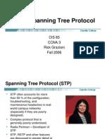 Cis83!3!7-Spanning Tree Protocol (STP)