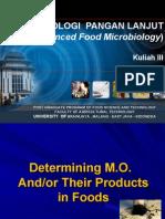 Food Micro S2 III