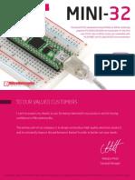 Mini32 Manual